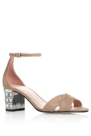 Buy Jewel Heel Sandals from the Next UK online shop