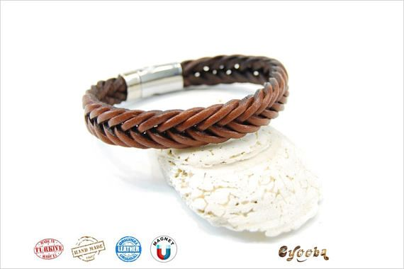 Hey, I found this really awesome Etsy listing at https://www.etsy.com/listing/556599516/leather-bracelet-men-mens-jewelry-women