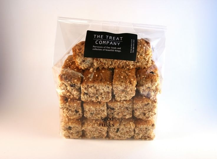 Seed Rusks 500g