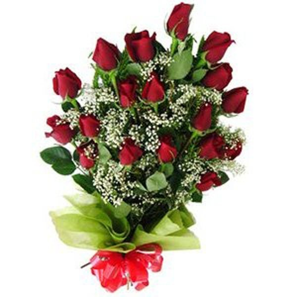 ramos de flores imagenes ramo de palma 18 rosas rojas tienda de flores