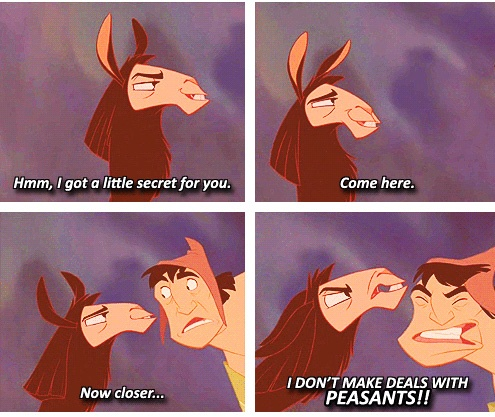 "I <3 ""Emperor's New Groove""!"