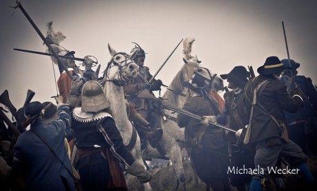 MICHAELA WECKER Photography - Fotoalbum - Vojenská historie - Třicetiletá válka - Slag om Grolle 2012 - SoG_2012_044