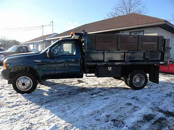 1999 Ford F550 Dually Dump Truck For Sale in Rotterdam, NY A00198 | Want Ad Digest Classified Ads
