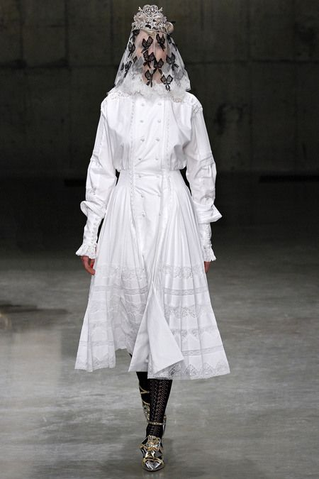 Meadham Kirchhoff | Fall 2013 Ready-to-Wear