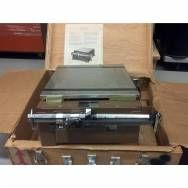 PV381 - Vintage 100 Pound Beam Scale   for sale at bmisurplus.com