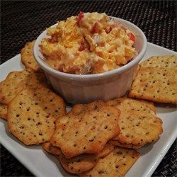 Beer Cheese Pretzel Dip Recipe - Allrecipes.com