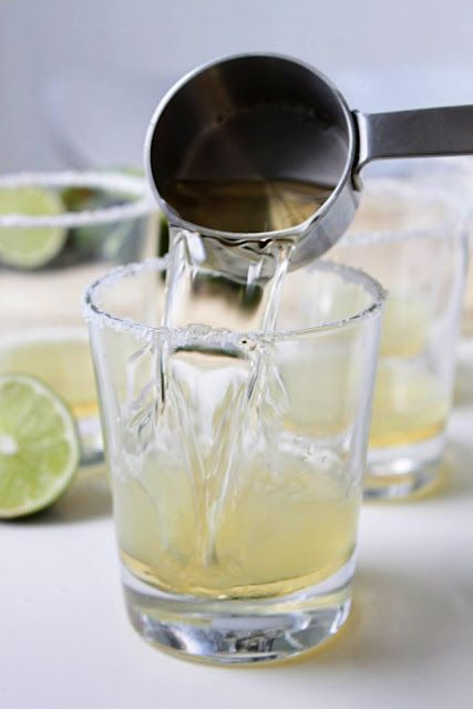 Agave margarita from http://www.two-tarts.com/