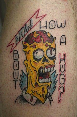 Jenny Boulger, TCB Tattoo Parlour, Toronto