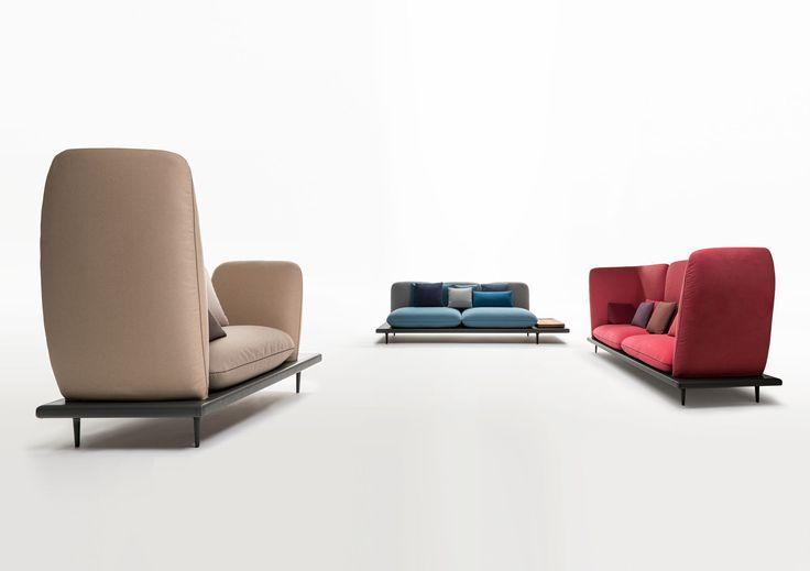 Sofa4manhattan Collection design by Lera Moiseeva in collaboration with Luca Nichetto