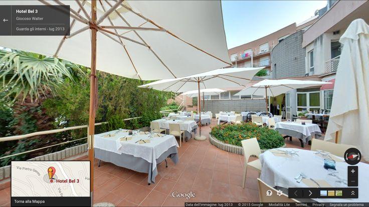 Hotel Bel 3. Tour virtuale: https://www.google.it/maps/@38.112595,13.295655,3a,90y,105.4h,90.65t/data=!3m5!1e1!3m3!1s9JDxFh9R1_gAAAQIt8FTiQ!2e0!3e2