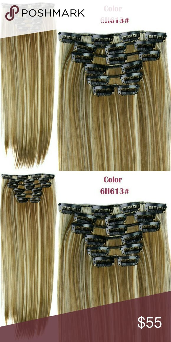 22 Inch Clip In Hair Extensions 160 Grams Remy Hair Review