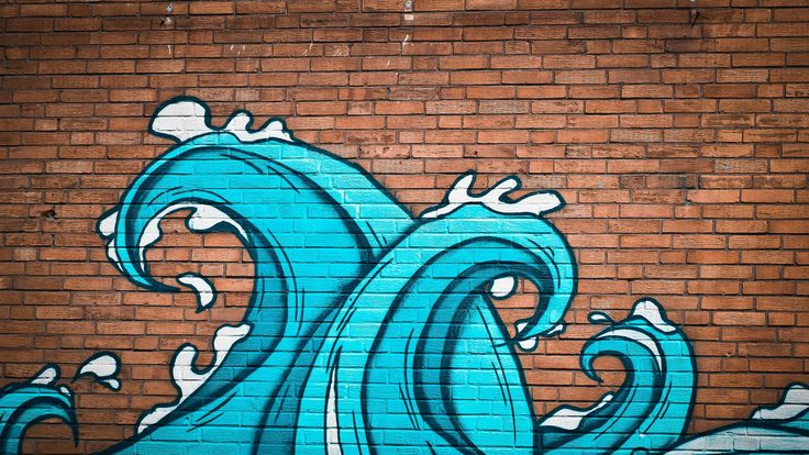 http://www.uhdwallpapers.org/2016/06/graffiti-waves-on-wall-image-photo.html