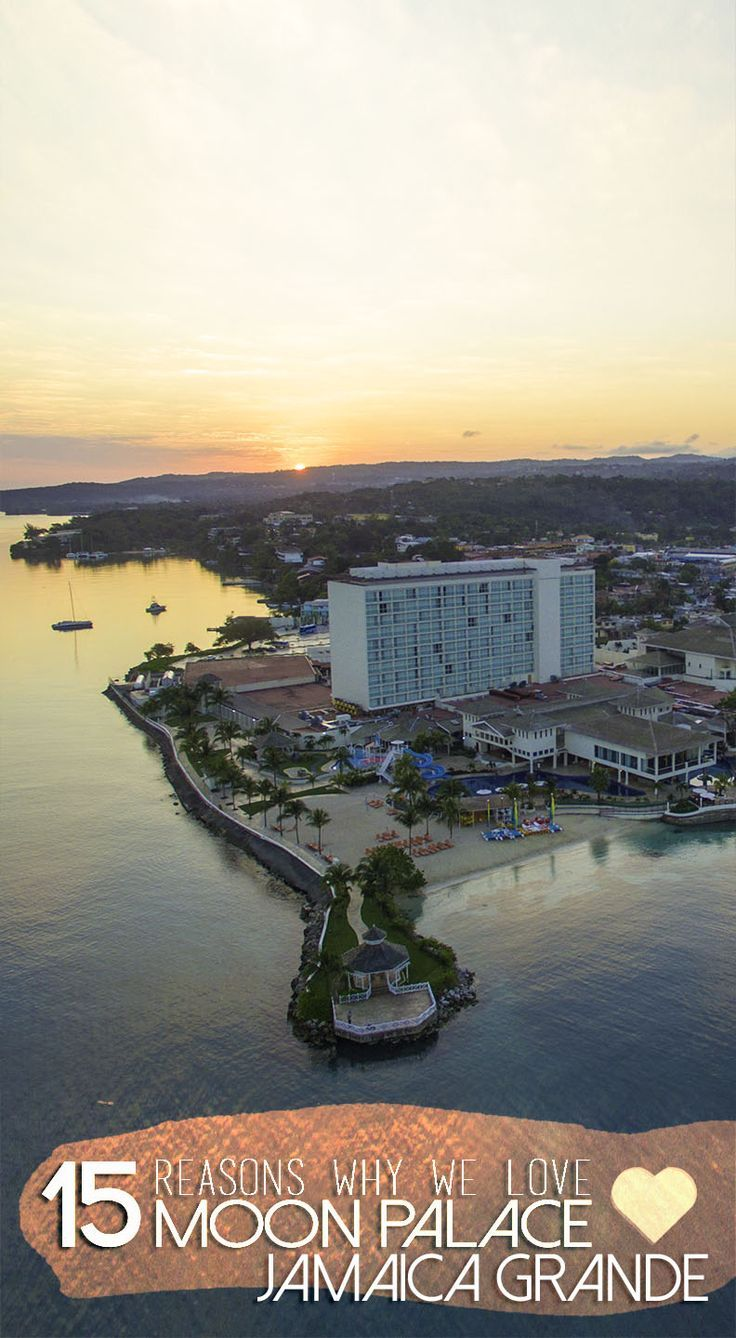 15 reasons to love the Moon Palace Jamaica Grande. When you're in a tropical paradise like Jamaica it's hard not to fall in love, but there's a difference between a good trip and a great trip. Moon Palace Jamaica Grande does it right!