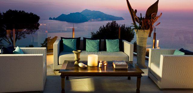 Relais Blu. Massa Lubrense, Italy. Luxury Hotel Deals, Best Reviews