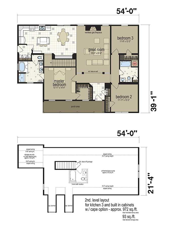 17 best images about plan floor on pinterest log home for Best house plans ever