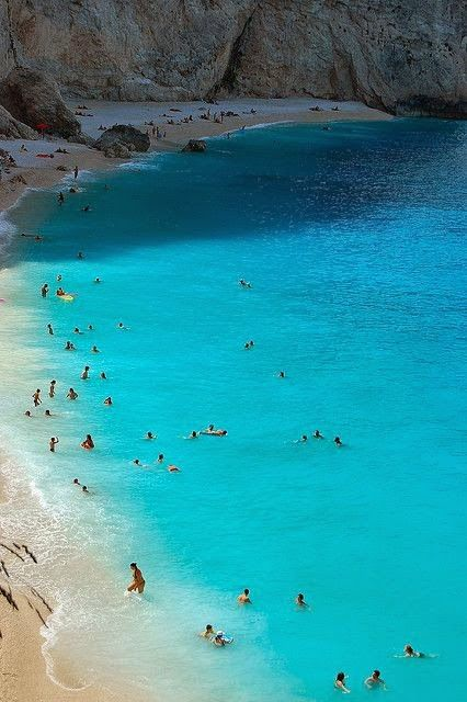 How fantastic is this beach? Greece