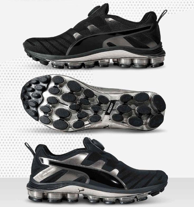 Zapatillas Puma Voltage Disc Black, Tenis de moda para Hombres. Coleccion de los Catalogos Price Shoes 2016