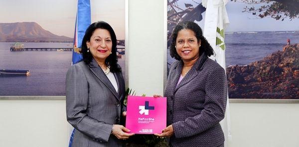 Fundación Reservas y ONU Mujeres establecen acuerdo empoderar a microempresarias