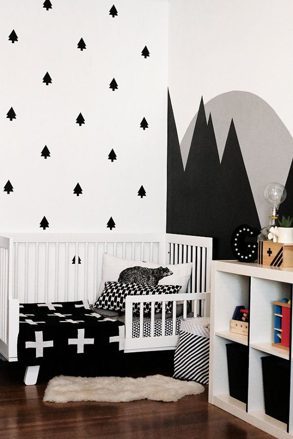 Gift Your Little One With A Unique Nursery Room
