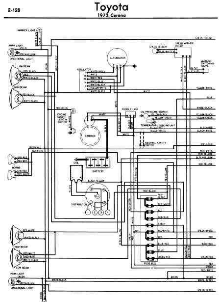 Hilux Wiring Diagram Free Download In 2020