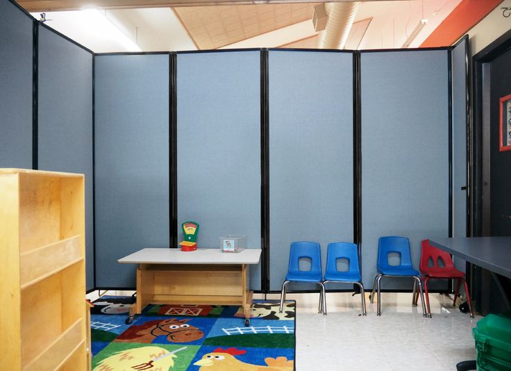 We're no strangers to supplying schools and early childhood education centers with our portable partitions and room dividers. So when Community Action of St. Paul came to us for help organizing one of their Head Start and Early Head Start centers, we jumped at the chance to help them.