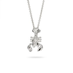 Sterling Silver Jewelry - Sterling Silver Lobster Pendant | Products I Love | Pinterest ...
