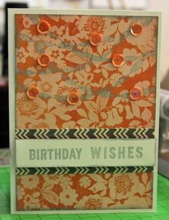 birthday wishes  *YGM  challenge * by rosaliejb at Studio Calico