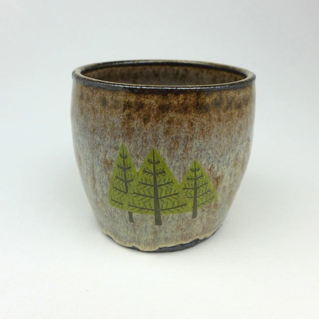 Small Pine Trees Cup £14.00