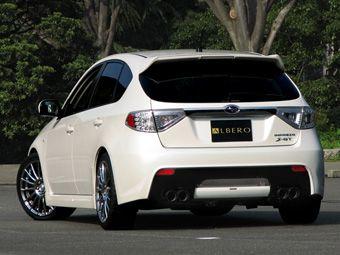 製品情報:IMPREZA GH A,B,C,D TYPE エアロキット/エアロ・カーパーツ販売「リベラル」レガシィー インプレッサ フォレスター等スバル車を主にエアロ・新車販売を行っております。