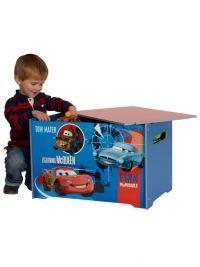 Disney Cars 2 Houten Speelgoed Kist, €79,95.