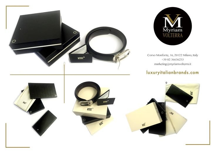 The best Christmas gifts have arrived at our luxury buying office .We are delivering them to our clients.We take this opportunity to send you our best wishes !  http://www.luxuryitalianbrands.com/ — at Myriam Volterra - Luxury Italian Brands.