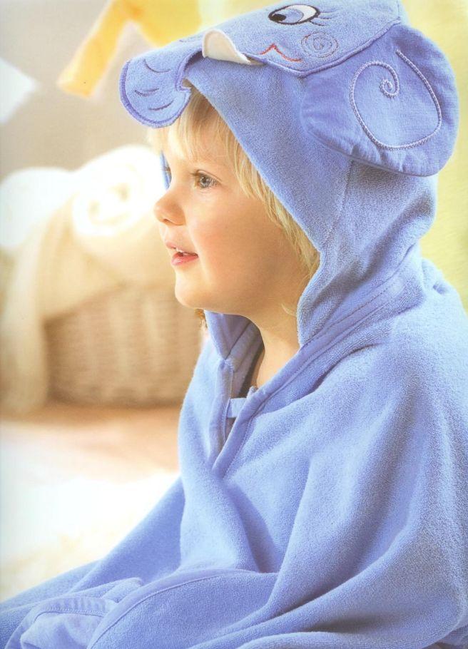 Bawełniane okrycie kąpielowe dla starszego dziecka z zabawnym zwierzęcym motywem  #sofija #kąpiel #dziecko #okryciekąpielowe #bawełna #ubrankadladzieci #słoń #opieka #kids #baby #kinder #kinderkleidung #children  #chłopiec #boy #kąpiel #bath