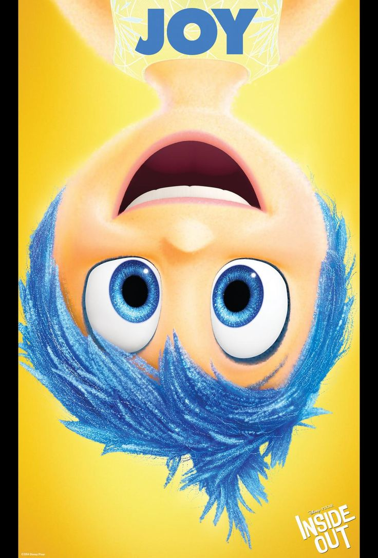 Disney coloring inside out - Disney Pixar S Inside Out Trailer Movie Posters Insideout