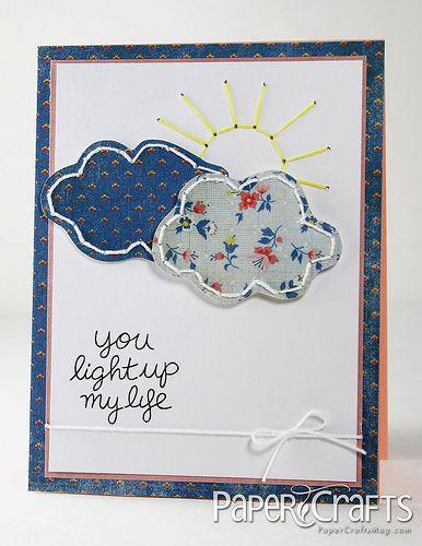 @Julie Forrest Campbell - Paper Crafts magazine