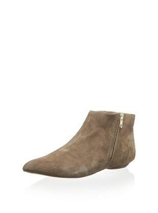 48% OFF Corso Como Women's Maude Pointed Toe Bootie (Taupe)