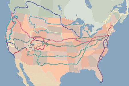 14 summers of RV road trip travels across the USA and Canada   Lolo's Extreme Cross Country RV Trips