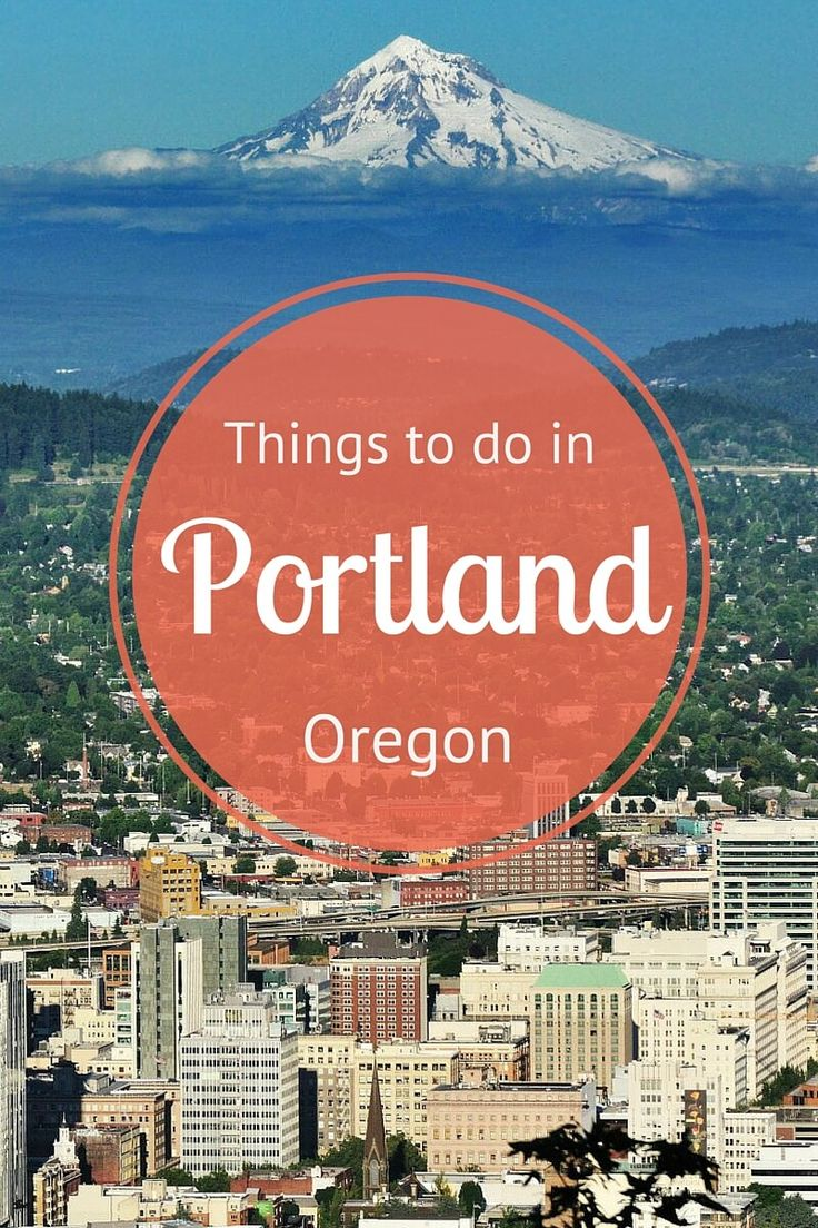 Need tips on things to do in Portland? We've done the research for you. Check out these insider tips from around the web.