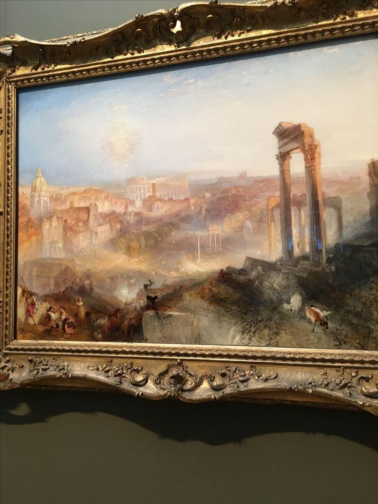 Modern Rome--Campo Vaccino Turner