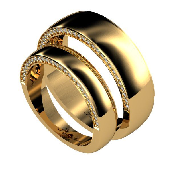 17 Best images about RINGS wedding bands for Him & Her on Pinterest