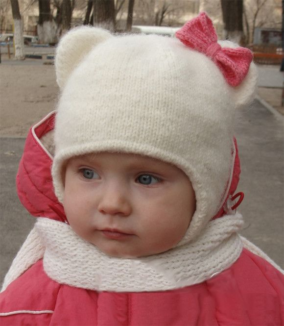 Детская шапка с ушками . Обсуждение на LiveInternet - Российский Сервис Онлайн-Дневников