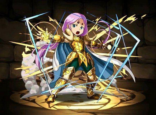 Cavaleiros de Ouro versão Chibi