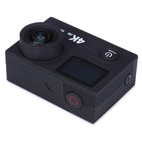 Eken deporte h8r cámara de la acción del dv vr 4k Ultra HD controlador de pantalla dual wifi 2.4 g