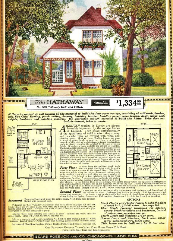 Sears hathaway 1921 catalog houses pinterest for House plan catalogs free