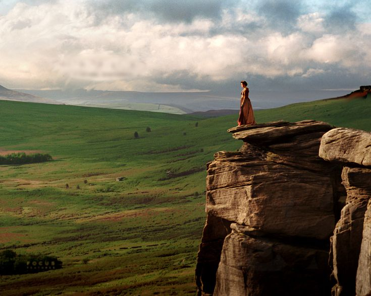 Liz On Top Of The World Wall By Caraisil On DeviantartKeira Knightley, The Edging, Lakes District, The View, Elizabeth Bennet, Jane Austen, English Countryside, Pride And Prejudiced