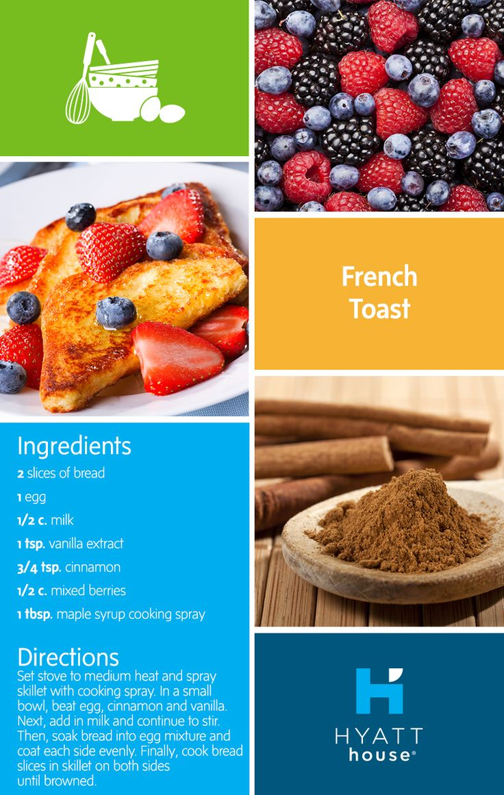 One-up your breakfast and prepare this easy-to-follow French Toast recipe in our fully-fitted kitchens.