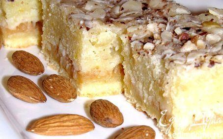 Миндальные пирожные | Кулинарные рецепты от «Едим дома!»