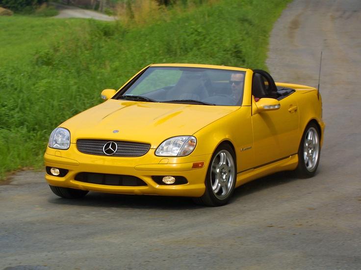 AMG Mercedes-Benz SLK 32-someday...