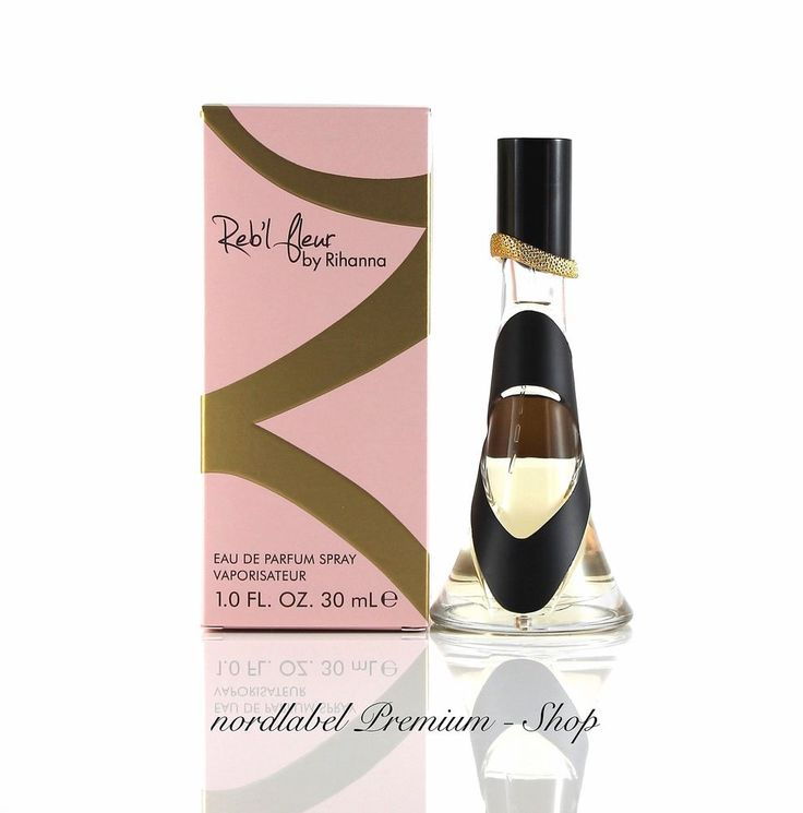 Rihanna Reb l Fleur by Rihanna EDP 30 ml Eau de Parfum Spray for Woman Neu!