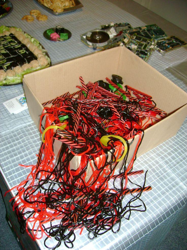 """project MAFF """"eetbare elektrische bedrading!"""""""