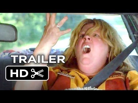 Melissa McCarthy makes me laugh, but usually her movie trailers are funnier than the actual movie.  (I guess that's the case with most movies.)